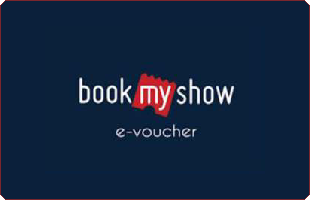Bookmyshow eGift Voucher