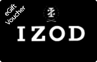 IZOD eGift Voucher