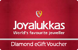 Joyalukkas Diamond eGift Voucher
