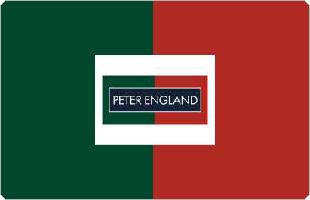 Peter England eGift Voucher