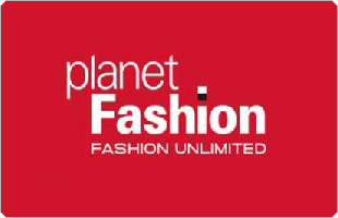 Planet Fashion eGift Voucher