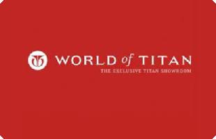 Titan eGift Voucher