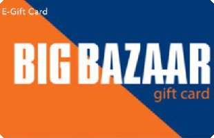 Big Bazaar eGift Voucher