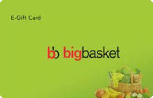 Big Basket eGift Voucher