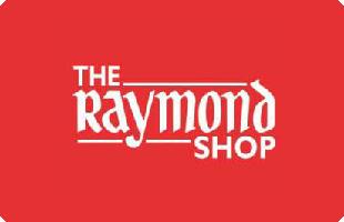 The Raymond Shop eGift Voucher