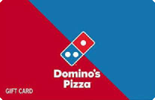 Dominos eGift Voucher