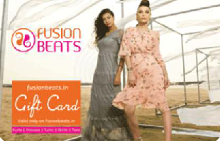 Fusion Beats eGift Voucher