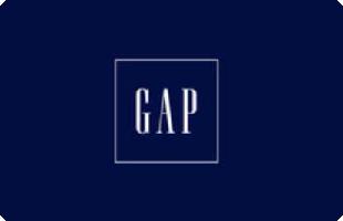 Gap eGift Voucher