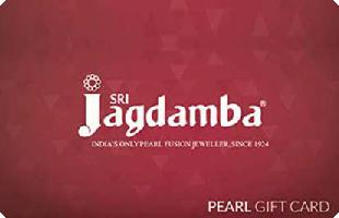 Sri Jagdamba Pearls eGift Voucher