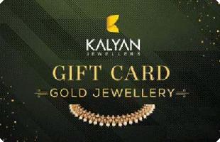 Kalyan Gold Jewellery eGift Voucher