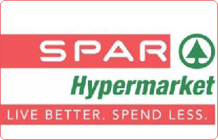 Spar Hypermarket eGift Voucher