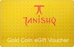Tanishq Gold Coin eGift Voucher