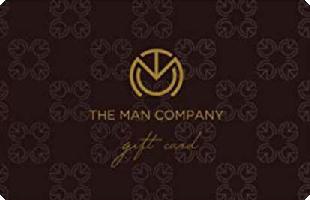 The Man Company eGift Voucher