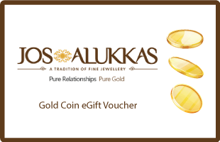 Jos Alukkas Gold Coin eGift Voucher