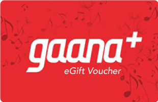 Gaana Subscription Voucher (1 Month)